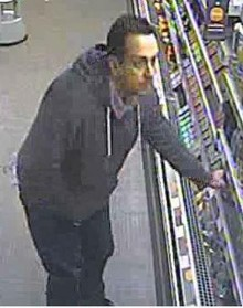 We'd like to speak to this man - do you know him?