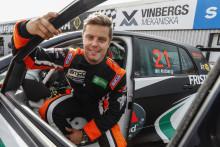 STCC TCR Kågered-Midland: Andreas Ahlberg 9:a totalt första säsongen.