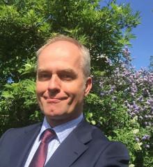 Tor Martin Garsjø er ansatt som administrerende direktør for Geberit AS