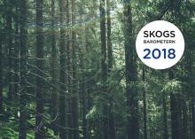 Fortsatt stark optimism bland Sveriges skogsägare