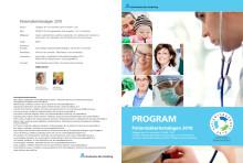 Inbjudan och program till Patientsäkerhetsdagen