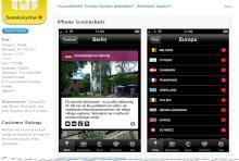 Hitta Svenska kyrkan utomlands via mobilen