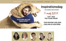 Magnus Berglund som talare på Inspirationsdag på Scandic Mölndal