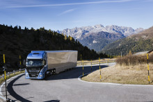 IVECO byder MAUT-fritagelse for køretøjer på naturgas i Tyskland velkommen