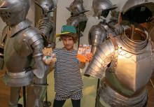 Bärenstark unterwegs - Kinder entdecken den Torgauer Museumspfad
