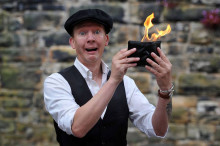 Fabulous family magic show at Tottington Library