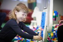 Kistamässan och LEGO® Koncernen anordnar det första officiella LEGO World evenemanget i Sverige