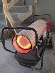 Allt vanligare med gasoldrivna värmare – men de kräver rätt hantering