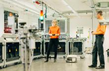 Lernfabrik in Dresden: Digitalisierung erleben