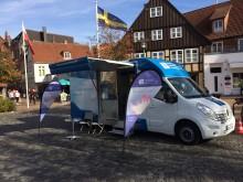 Beratungsmobil der Unabhängigen Patientenberatung kommt am 28. Juni nach Rendsburg.