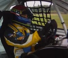 Joakim Forsell är klar för Clio Cup JTCC 2012