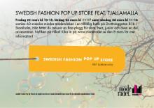 Swedish Fashion Pop Up Store Feat. Tjallamalla