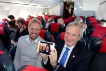 Norwegian becomes first airline to offer live TV on European flights