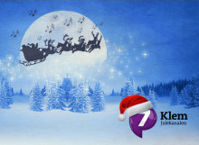 Radiolytterne strømmer til P7 Klem Julekanalen