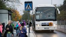 Fler kommuner förbättrar sin säkerhet vid skolskjuts…