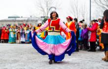 Kinesiskt nyår på Östasiatiska museet - vi firar Getens år!