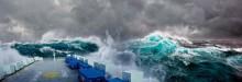Se verdens eldste akevitt modnes til sjøs – live, minutt for minutt.