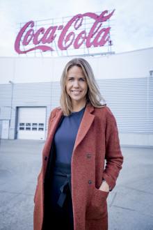 Lisa Wahlström ny kommunikationschef på Coca-Cola European Partners Sverige