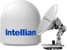 Intellian's pioneering v85NX antenna excels in Castor Marine tests
