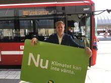 Bättre  busstrafik Tyresö-Gullmarsplan