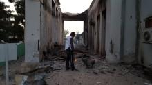 """""""Bombattacken i Kunduz ett uppenbart krigsbrott"""""""
