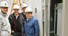 Nyt produktionsanlæg hos Haldor Topsøe A/S