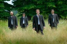 Italiensk stråkkvartett skräddarsyr musiken till perfektion