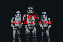 GDPR - Hata eller älska?