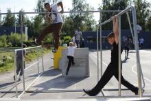 Sønderborg indvier nyskabende anlæg til gadeidræt