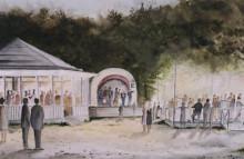 Renässans för Folkparken på Djurönäset