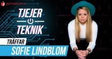 Tjejer och Teknik: Sofie Lindblom