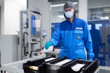 BMW Group invests 200 million euros in Battery Cell Competence Centre