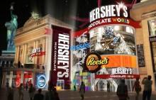 Gray's American Stores utökar samarbetet med Hershey's
