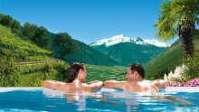 Erholung in den Hotels in Südtirol für Südtiroler