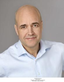 Fredrik Reinfeldt till Business Arena Stockholm 16 september 2015
