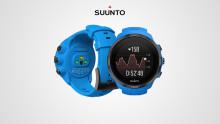 Suunto lanserar GPS-klockan Spartan Sport Wrist HR