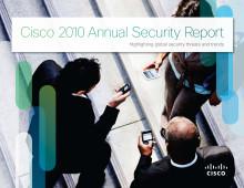 Ciscos årliga säkerhetsrapport