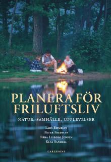 Ny bok: Planera för friluftsliv