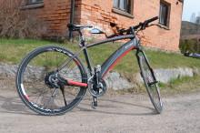 Elcykeltest 2015 – Scott, BH Bikes och Benelli