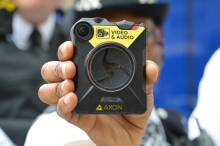 Traffic officers issued with body worn video cameras
