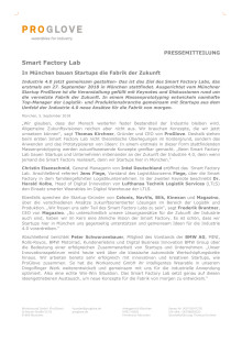 Smart Factory Lab