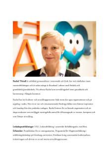 Porträtt Rachel Törnell