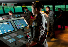 Kongsberg Digital: KONGSBERG chosen to support Royal Australian Navy Bridge Simulator Expansion