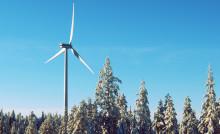 Vind gav lägre rörliga elpriser