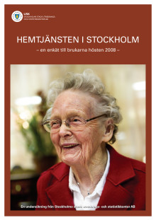 Så tycker de äldre om hemtjänsten i Stockholms stad