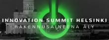 MUISTUTUSKUTSU Innovation Summit Helsinki -tapahtuman media-aamiaiselle 24.5.