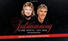 Julstämning med Janne Schaffer & Lasse Åberg!