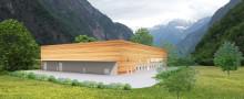 Bæredygtig vandbehandling på laksefarm i Schweiz