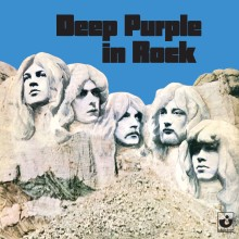 Deep Purple med legendariske album på lilla vinyl
