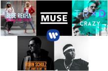 Warner Music Friday - ukens singelslipp!